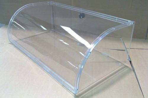 Kartel system lavorazioni in plexiglass pc petg pvc - Porta tv plexiglass ...
